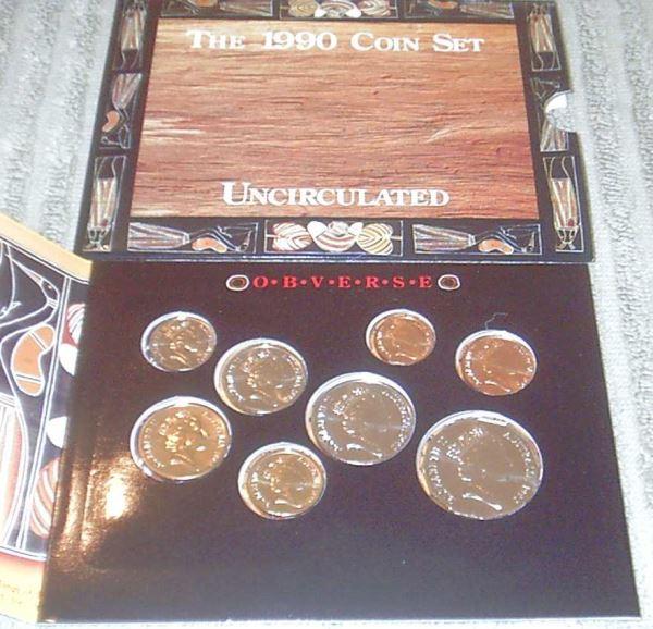 Australian Mint Sets