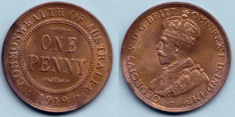 penny 1919