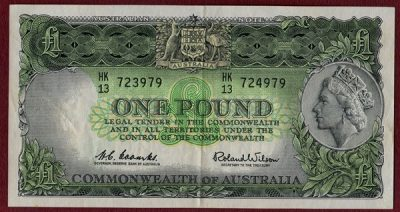 R34MM 1 POUND COOMBS WILSON MISMATCHED NUMBERS